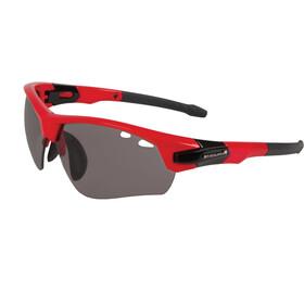 Endura Char Glasses, red
